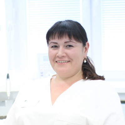 Усманова Людмила Борисовна